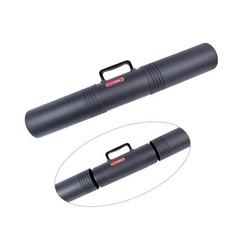 Тубус Стамм с ручкой (длина 65 см, диаметр 10 см, 3 секции, серый)