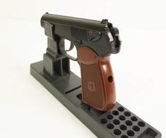 Пневматический пистолет МР-654К-20; 4,5 мм/.177; обновленная рукоятка