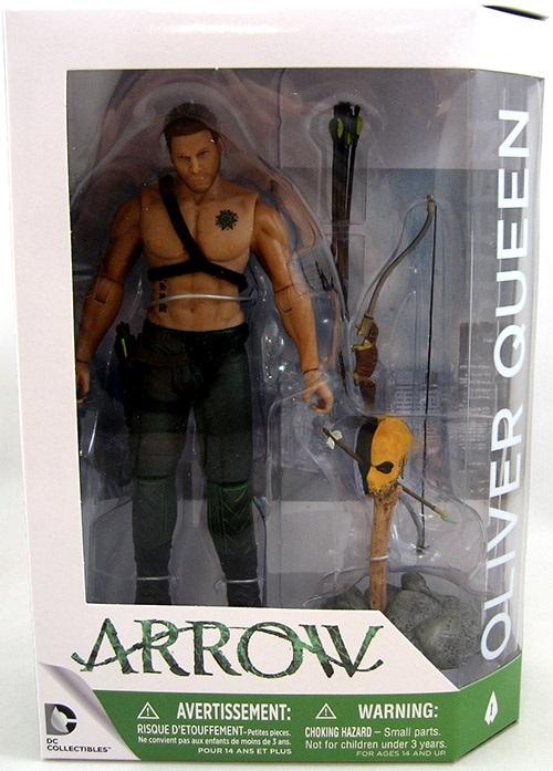 Стрела фигурка Оливер Куин — Arrow TV Oliver Queen