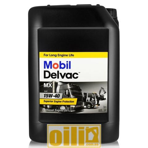 Mobil DELVAC MX 15W-40 20L