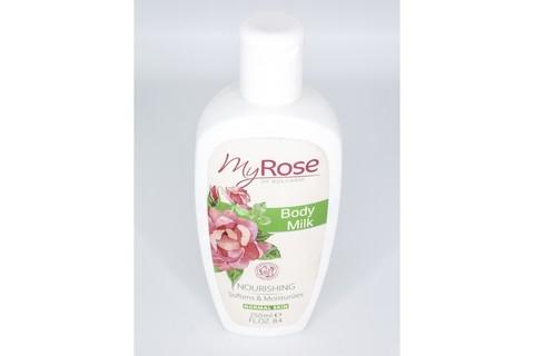 Молочко для тела Body Milk My Rose of Bulgaria 250 мл.