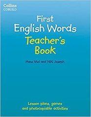 First English Words Teachers Book