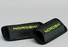 Связки для лыж Nordski Black-Yellow - 2 штуки