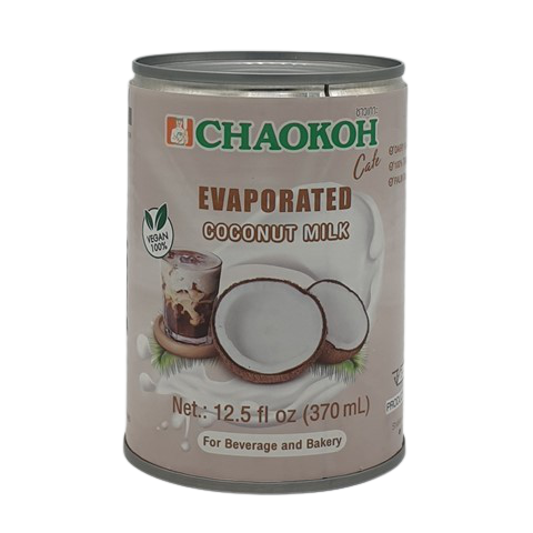 Выпаренное кокосовое молоко CHAOKOH, 370 мл