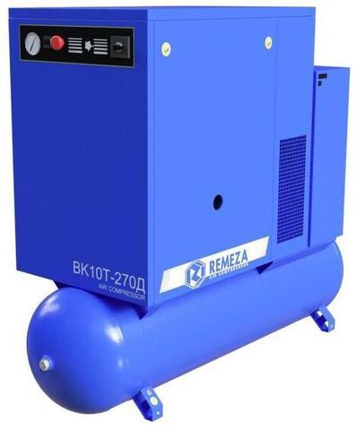 Винтовой компрессор Remeza ВК10Т-10-270Д