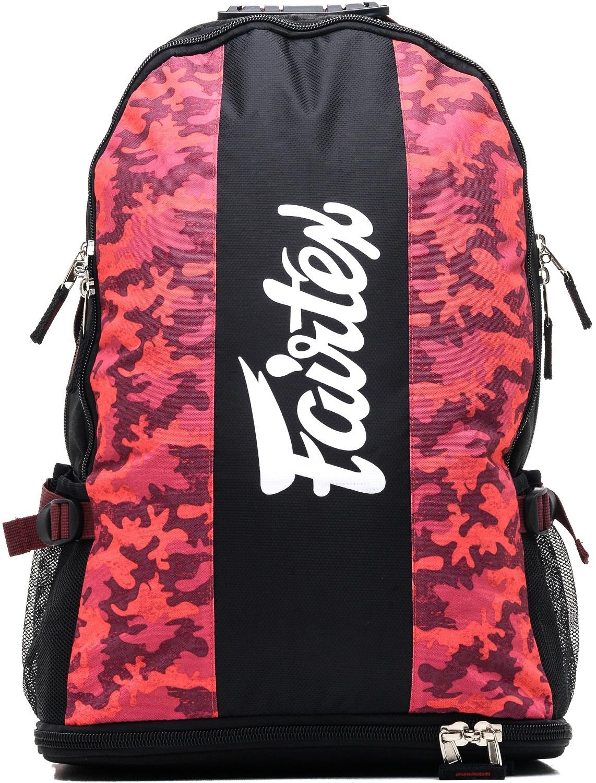 Рюкзаки Рюкзак Fairtex Backpack BAG4 Red Camo 1.jpg