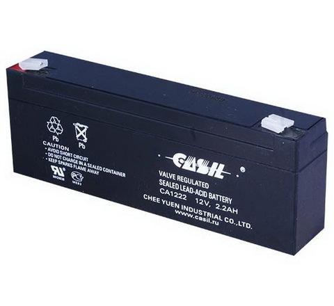 Аккумуляторы Casil CA1222 (12V, 2.2Ah)