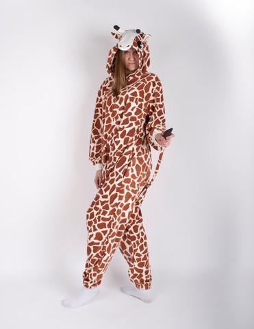 """Пижама кигуруми """"Жираф"""""""
