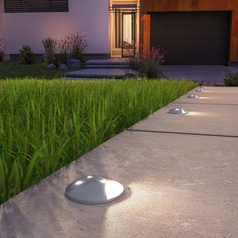 Подсветка для лестниц и дорожек MRL LED 1104 алюминий