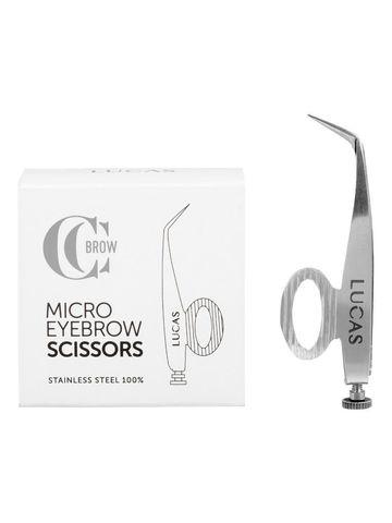 Микроножницы для бровей Micro Eyebrow Scissors LUCAS
