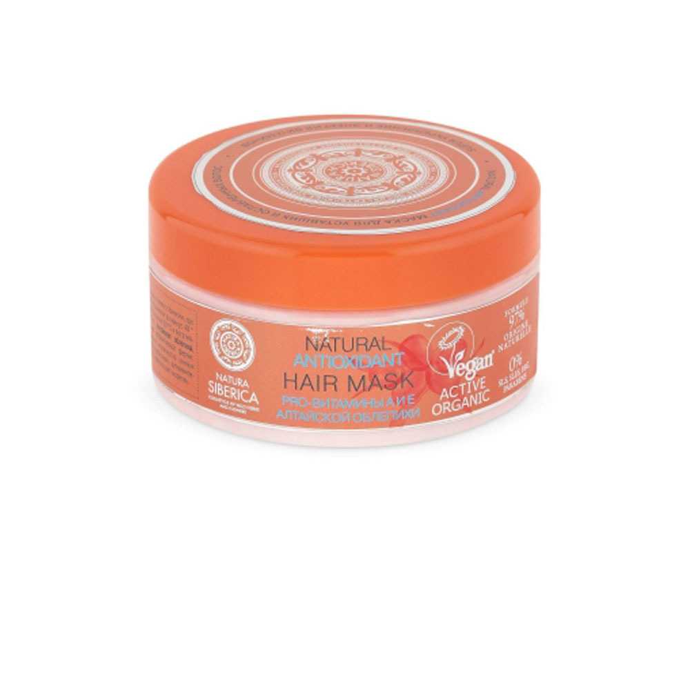 Маска для уставших ослабленных волос Antioxidant
