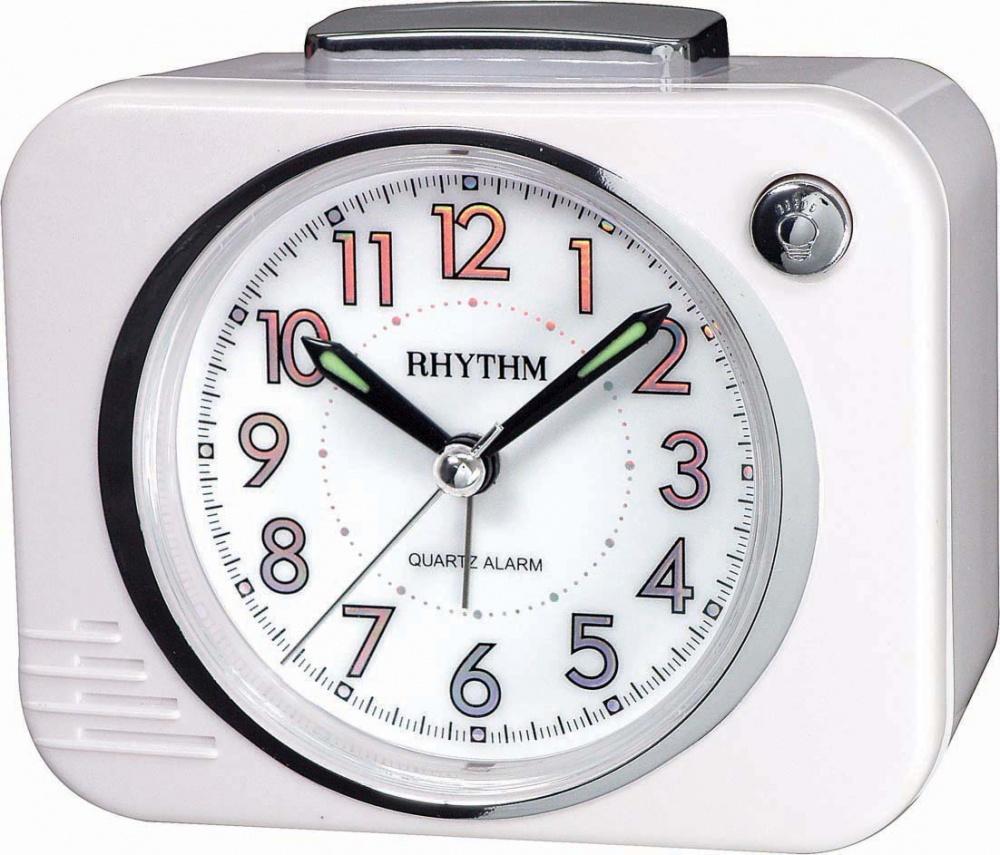 Настольные часы-будильник Rhythm CRA827NR03