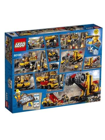 LEGO City: Шахта 60188 — Mining — Mining Experts — Лего Сити Город