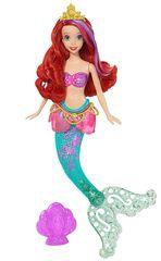 Кукла Принцесса Диснея Ариэль, меняет цветКопировать товар