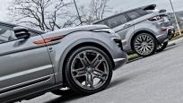 Обвес Kahn Design для Range Rover Evoque