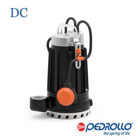 Насос дренажный PEDROLLO DC 10 (кабель 10м.) 16м, 18м3/ч.