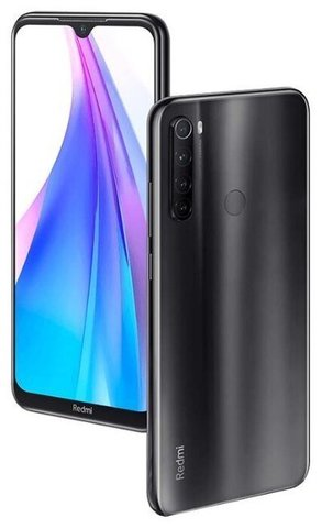 Смартфон Xiaomi Redmi Note 8T 3/32GB Gray EU (Global Version)