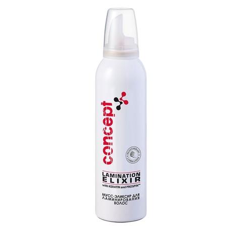 Concept Profy Touch Мусс-элексир для ламинирования волос 200 мл