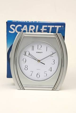 Часы настенные Scarlett SC-55QU