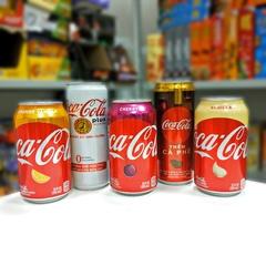 Coca-Cola Orange Vanilla Кока-Кола апельсин ваниль 0,355 л