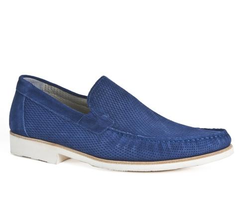 Мокасины Goodman 45500 Синий