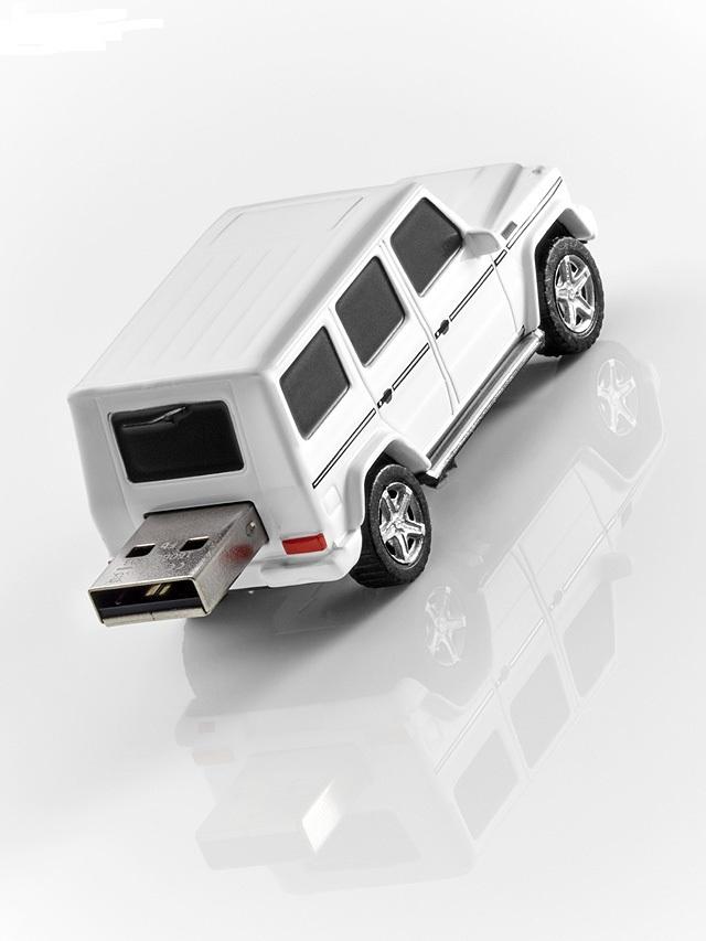 Флешка Mercedes-Benz Gelandewagen G 65 AMG