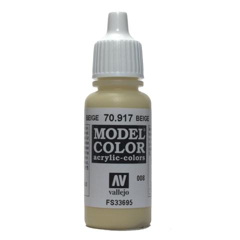 Model Color Beige 17 ml.