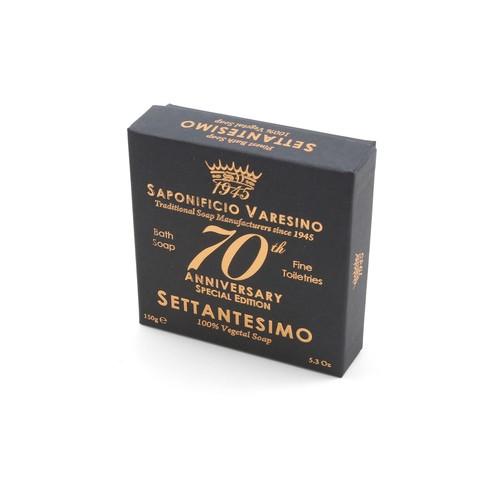 Мыло Для лица и тела Saponificio Varesino 70th Anniversary 150 гр