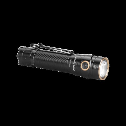 Фонарь светодиодный Fenix LD30, 1600 лм, аккумулятор в комплекте