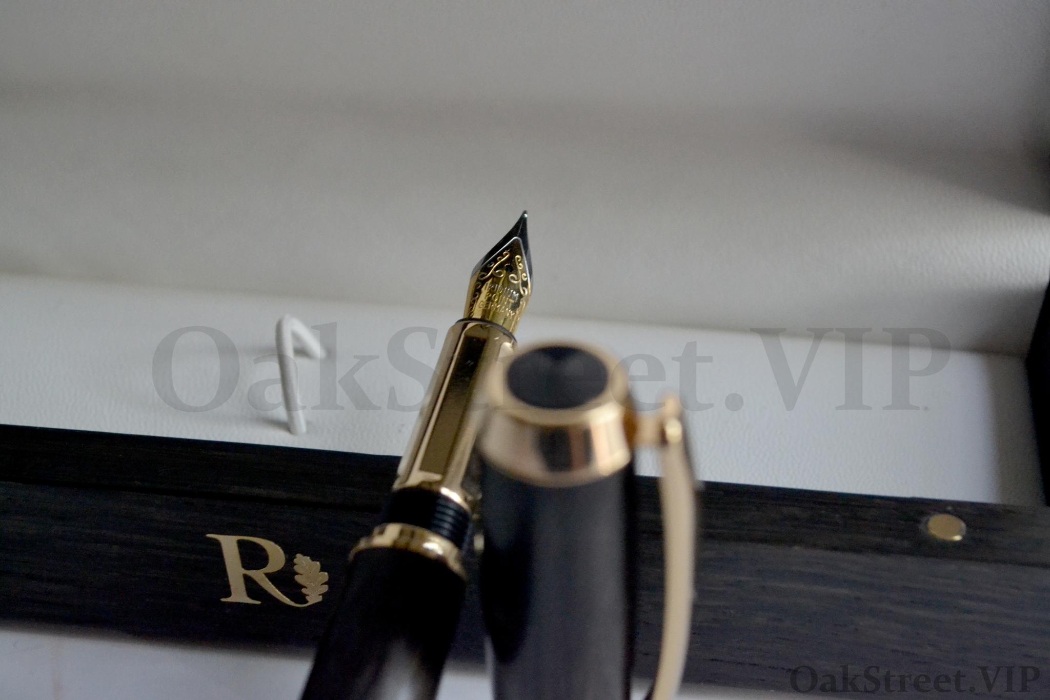 перьевая ручка с гравировкой в подарок
