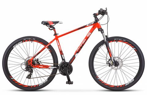 Горный велосипед найнер Stels Navigator-930 MD 29