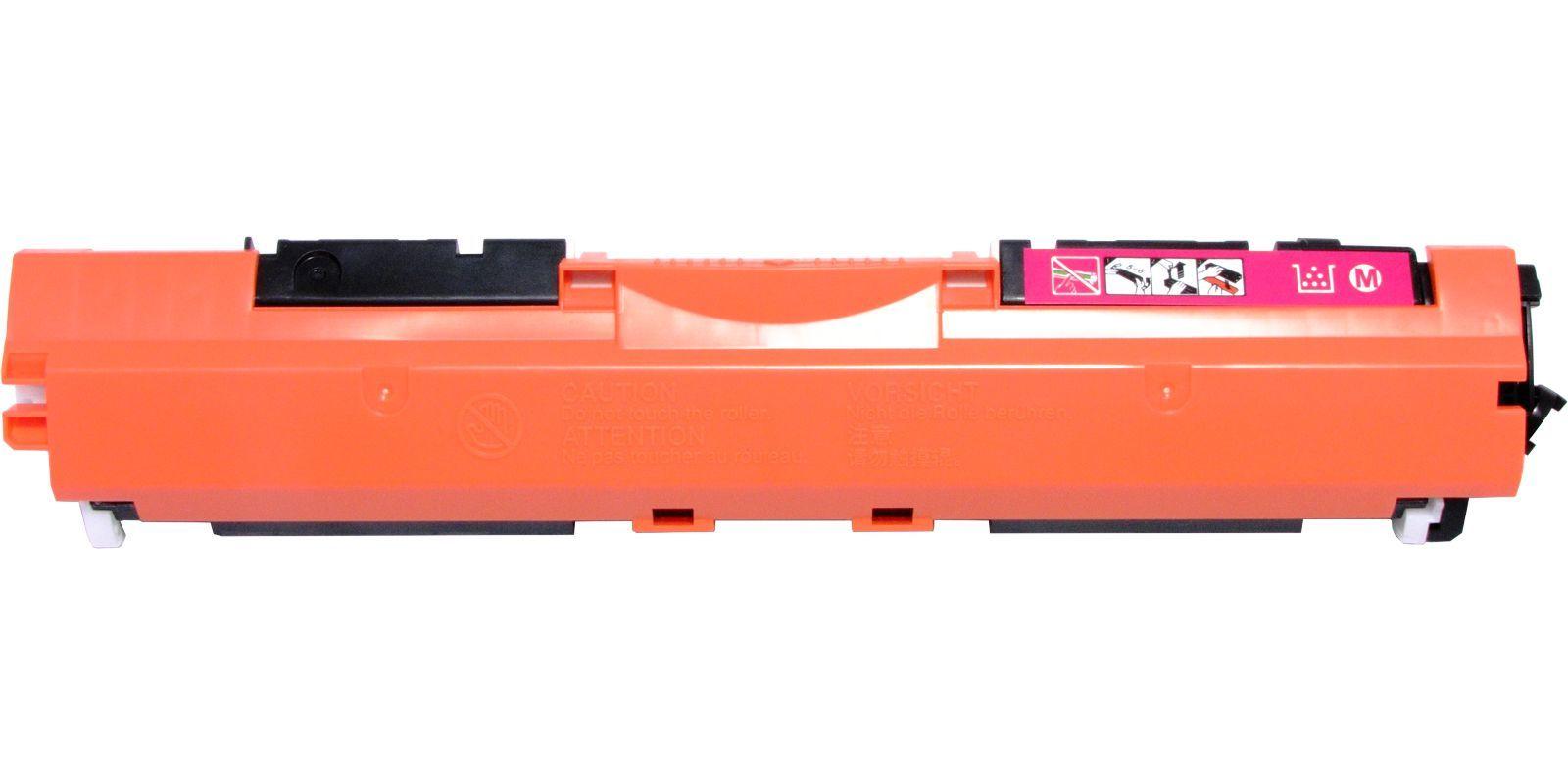 Картридж лазерный цветной Office Pro© 126A CE313A пурпурный (magenta), до 1000 стр.