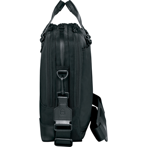 Портфель Victorinox Lexicon Professional LaSalle, черный, 40x10x29 см, 11 л
