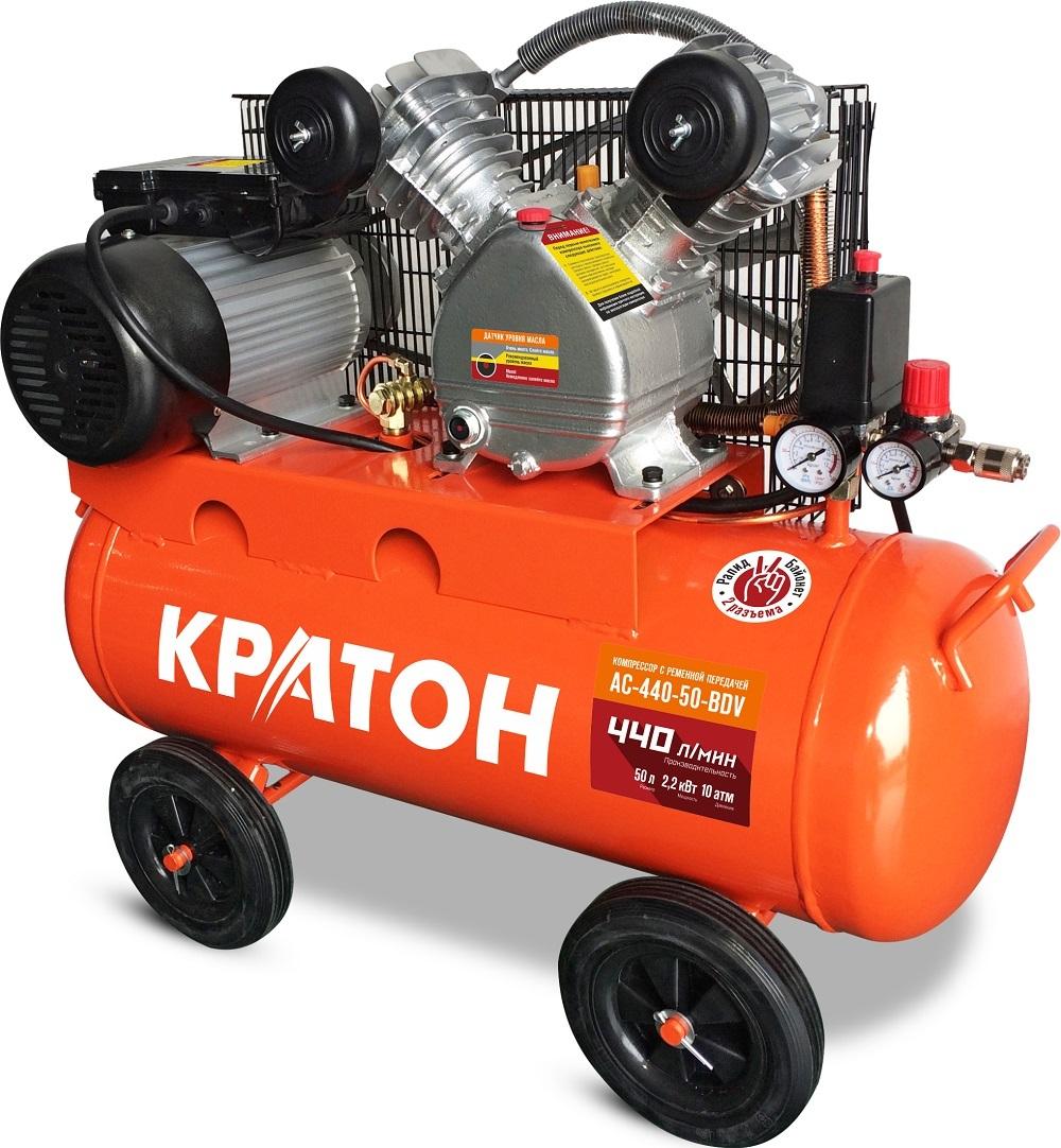 КРАТОН Компрессор с ременной передачей Кратон AC-440-50-BDV AC-440-50-BDV.jpeg