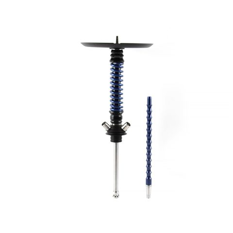 Mamay Customs Coilovers Mini Blue Varnish-Black Hookah