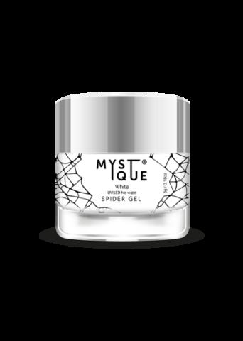 Mystique Гель-паутинка #1 «White» c л/с 5г
