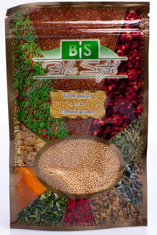 Горчица жёлтая (семена) BS