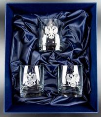Подарочный набор стаканов для виски «Российский стандарт», фото 3