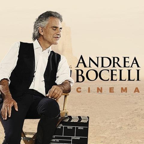 Andrea Bocelli / Cinema (CD)