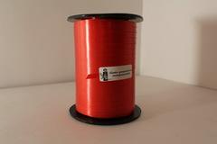 Лента простая (0,5см*500м) Красная