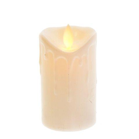 Свеча с подсветкой, 10 см