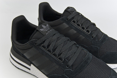 кроссовки Adidas ZX 500 Boost Black / White