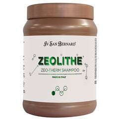 Шампунь ISB Zeolithe Zeo Therm Shampoo для поврежденной кожи и шерсти без лаурилсульфата натрия
