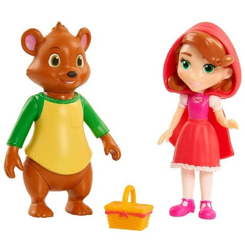 Красная Шапочка и Мишка. Голди и Мишка