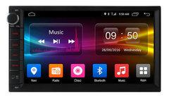 Штатная магнитола на Android 6.0 для Peugeot 207 10-16 Ownice C500 S7002G
