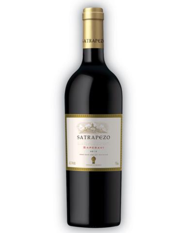 ღვინო საფერავი სატრაპეზო 0.75ლ