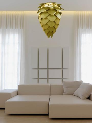 Потолочный светильник/ Люстра потолочная/ Люстра интерьерная Шишка хмеля WhyPro Home Decor