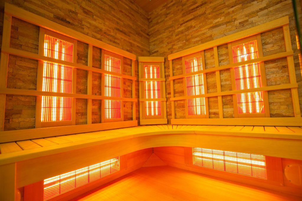 Инфракрасная кабина Chaleur De Luxe, фото 4