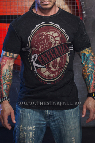 Футболка Rebel Spirit RSSK120199