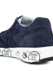 Замшевые кроссовки Premiata Zac-Zac 3781
